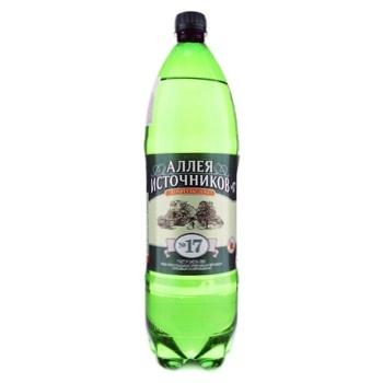 Вода Ессентуки №17 сильногазированная минеральная 1,5л - купить, цены на Novus - фото 2