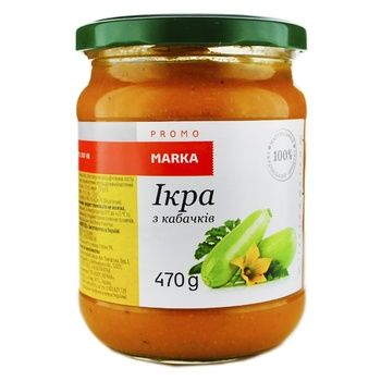Marka Promo squash paste 470g - buy, prices for Novus - image 1