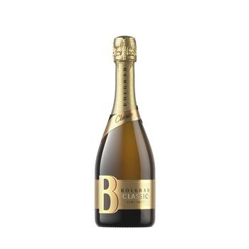 Шампанское Украины Bolgrad белое полусладкое 9-13% 0,75л - купить, цены на СитиМаркет - фото 1