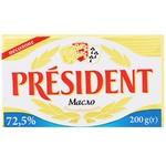 President Sour Cream Butter 72,5% 200g