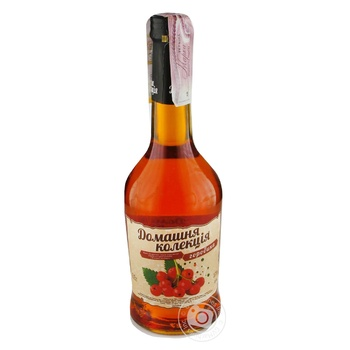 Home Collection Rowan strong sweet pink fermented drink 12% 0.5l - buy, prices for Novus - image 1