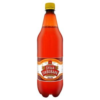 Пиво Лиспи Душа Пивовара светлое 3,7% 1л