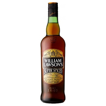 William Lawson's Super Spiced Whisky 35% 0.7l - buy, prices for Novus - image 1