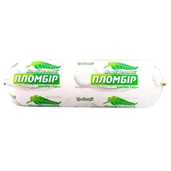 Морозиво Laska Пломбiр Новозеландський 1кг