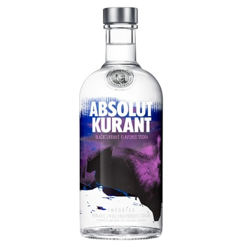 Absolut Kurant Vodka 700ml