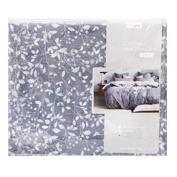Комплект постельного белья H-Line Twilight Евро
