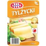 Mlekovita Tilzycki Cheese Sliced 150g