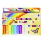 Набір Астра Дистрибьюшн кольорових крейд AR02239