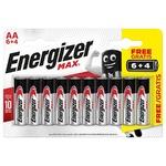 Батарейка Energizer AA 10шт