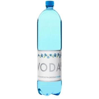VodaUA Non-Carbonated Mineral Water 1,5l - buy, prices for Furshet - image 1