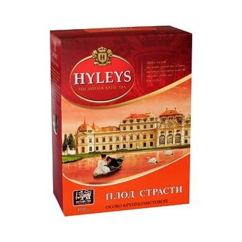 Hyleys Passion Fruit Larg Leaf Black Tea - buy, prices for MegaMarket - image 1