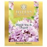Tea Hyleys black 25pcs 37.5g - buy, prices for MegaMarket - image 2