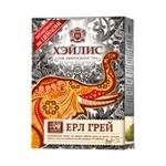 Чай Hyleys Эрл Грей черный листовой с бергамотом 90г