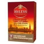 Чай черный Hyleys Английский Аристократический 50г