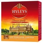 Чай черный Hyleys Английский завтрак 1,5г x 100шт