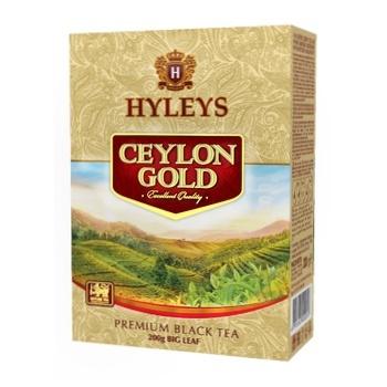Чай Hyleys Цейлон голд 200г