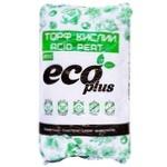 Субстрат Eco Plus торфяной кислый для рассады 20л