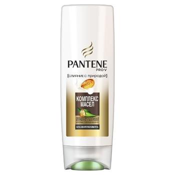 Бальзам-ополаскиватель Pantene Nature Fusion Oil Therapy 200мл - купить, цены на Novus - фото 1