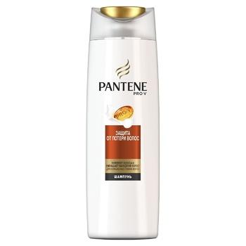 Шампунь для волосся Pantene Pro-V Захист від втрати волосся 400мл - купить, цены на МегаМаркет - фото 1