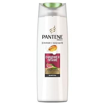Шампунь Pantene Pro-V Очищение и питание 400мл - купить, цены на Метро - фото 1