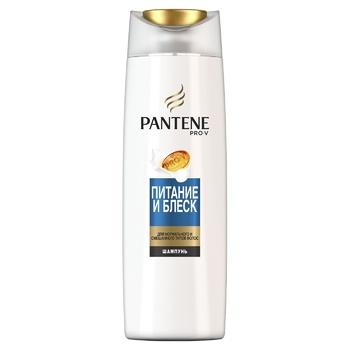 Шампунь Pantene Pantene Pro-V Живлення та блиск 400мл - купити, ціни на Восторг - фото 1