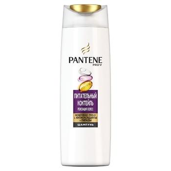 Шампунь Pantene Pro-V Питательный коктейль для слабых волос 400мл