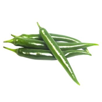 Перець чілі зелений