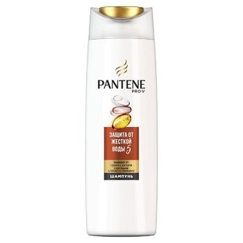 Шампунь Pantene Защита от жесткой воды 400мл