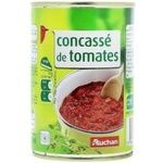 Auchan Puree of Canned Tomatoes 400g
