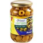 Оливки Ашан без кісточки 160г