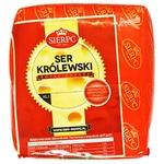 Сир Sierpc Королівський 45%