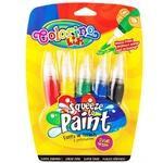 Набор водяных кистей Colorino kids с краской 5шт