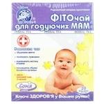 Фиточай Ключи здоровья для кормящих мам пакетированный 30г