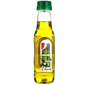 Масло оливковое Ашан Экстра 250мл