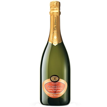 Col Mesian Prosecco Sparkling wine White Extra Dry 11% 0,75l - buy, prices for CityMarket - photo 1