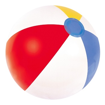 М'яч BestWay надувний import 51см - купити, ціни на Novus - фото 1