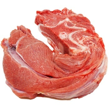 Ошеек говяжий на кости - купить, цены на Ашан - фото 1
