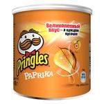Чипсы Pringles картофельные со вкусом паприки 40г