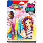 Карандаши Colorino Creative для волос 5 оттенков