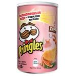 Чіпси Pringles картопляні зі смаком краба 70г