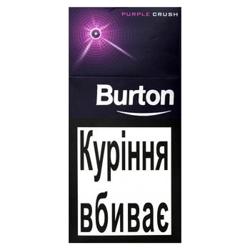 Сигары Burton Purple crush 10шт
