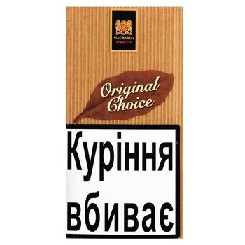 Тютюн Mac Baren Original Choice 40г