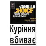 Табак Mac Baren Vanilla Choice для сигарет 40г