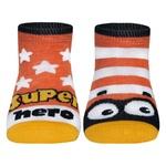 Conte-kids Funny Legs Orange Children's Socks 14s