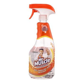 Mr.Muscle Nichogo Zayvogo Kitchen Cleaner 500ml - buy, prices for Novus - image 1