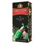 Чай черный Chelton 1001ночь 1,5г*25шт