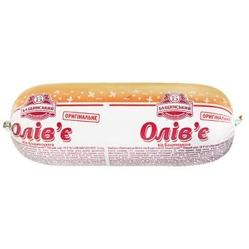 Baschinskyi Original Olivie Sausage - buy, prices for MegaMarket - image 1
