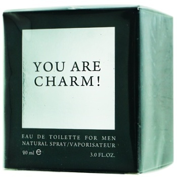 Aromat You are Charm Eau de toilette for Men 90ml - buy, prices for Auchan - image 1
