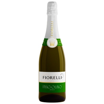 Напиток ароматизированный Fiorelli Fragolino Bianco на основе вина 7% 0,75 - купить, цены на Novus - фото 1