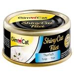 Gimborn Shiny Cat Filet Tuna Cat Wet Food 70g